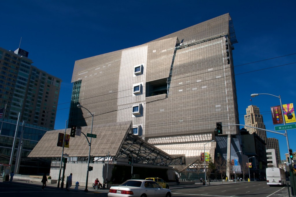San Francisco Federal Building -- Architect: Thom Mayne of Morphosis, 2007