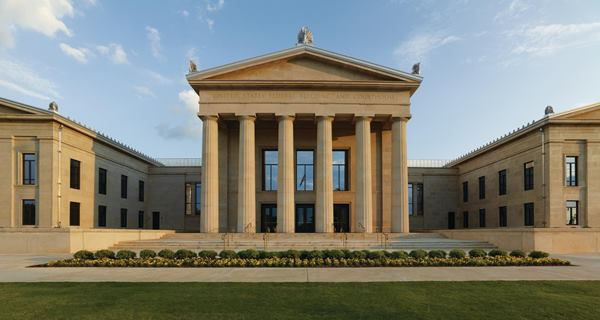 Tuscaloosa Federal Courthouse -- Thomas Beeby of HBRA Architects, 2012