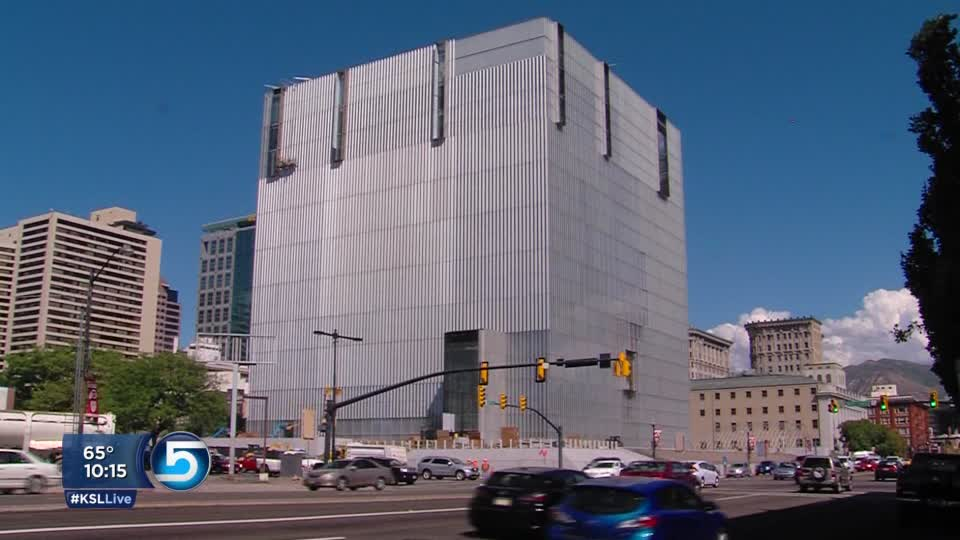 Salt Lake City Federal Courthouse -- Architect: Thomas Phifer and Partners, 2014